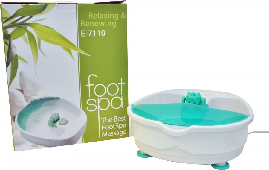 Afbeelding van Footspa Massage Bad