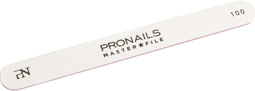 ProNails -  Master File Straight 100/100 6 stuks