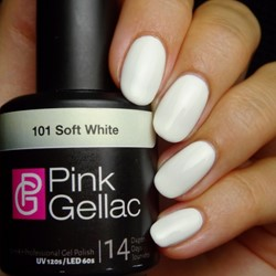 Pink Gellac #101 Soft White