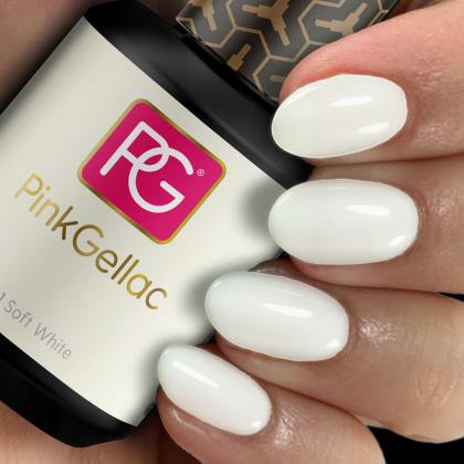 Afbeelding van Pink Gellac #101 Soft White
