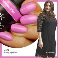 Pink Gellac Lollypop Pink