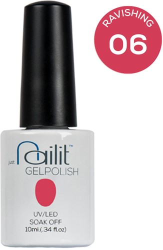 NailIt Gelpolish - Ravishing #6
