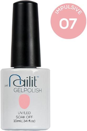 NailIt Gelpolish - Impulsive #7