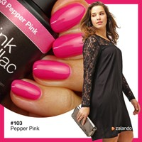 Pink Gellac Pepper Pink