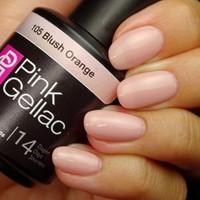 Pink Gellac #105 Blush Orange