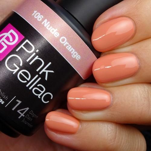 Pink Gellac #106 Nude Orange