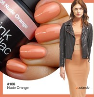 Pink Gellac Nude Orange