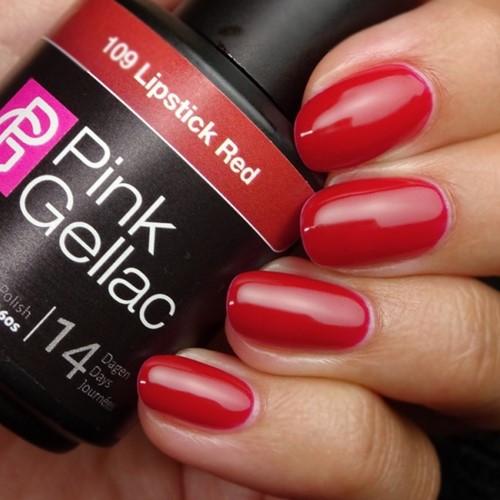 Pink Gellac #109 Lipstick Red