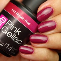 Pink Gellac #111 Rustic Red