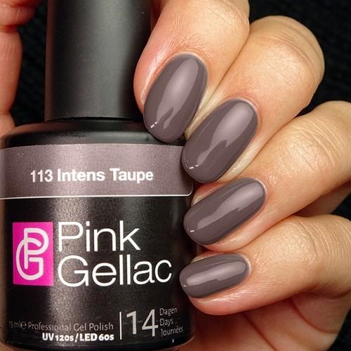 Pink Gellac #113 Intens Taupe