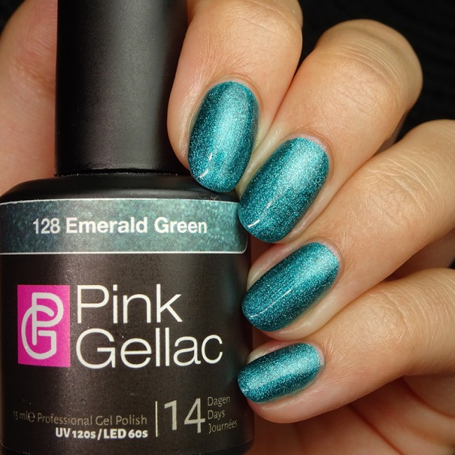 Afbeelding van Pink Gellac #128 Emerald Green