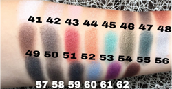 GR - Soft Color Pearl Eyeshadow