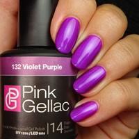 Pink Gellac #132 Violet Purple