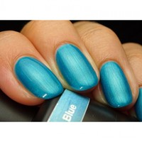 Electric Blue Pink Gellac