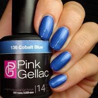 Pink Gellac #136 Cobalt Blue