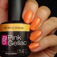 Pink Gellac #137 Neon Orange