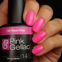 Pink Gellac #138 Neon Pink
