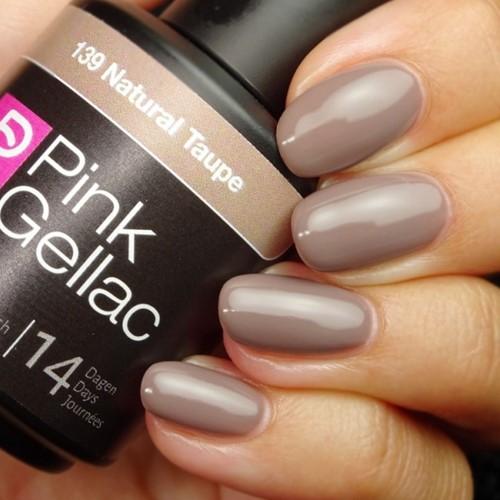 Pink Gellac #139 Natural Taupe