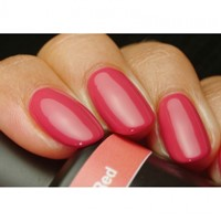Coral Red Pink gellac