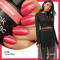 Pink Gellac #142 Coral Red