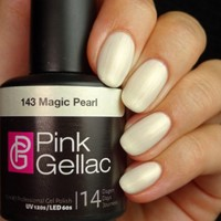 Pink Gellac #143 Magic Pearl