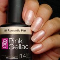 Pink Gellac #144 Romantic Pink