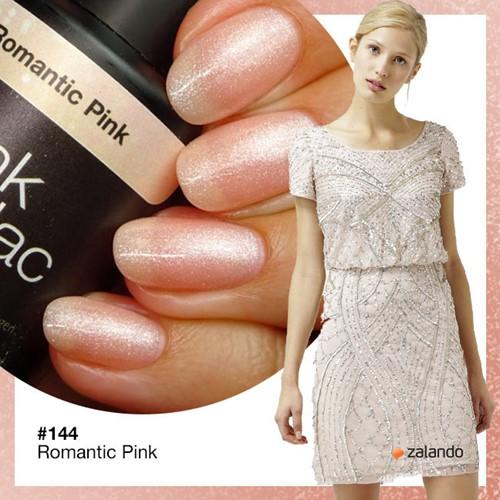 Pink gellac Romantic Pink