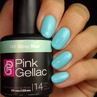 Pink Gellac #145 Gipsy Blue