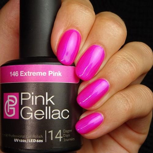 Pink Gellac #146 Extreme Pink