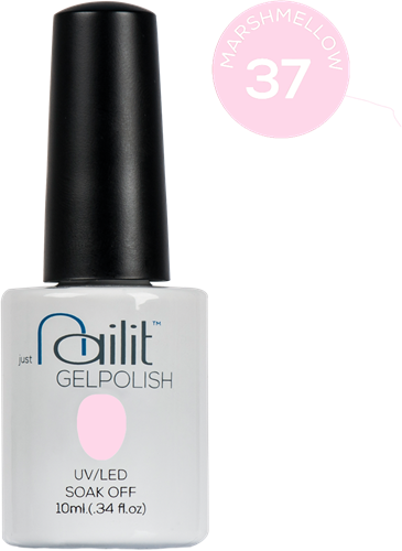NailIt Gelpolish - Marshmellow #37