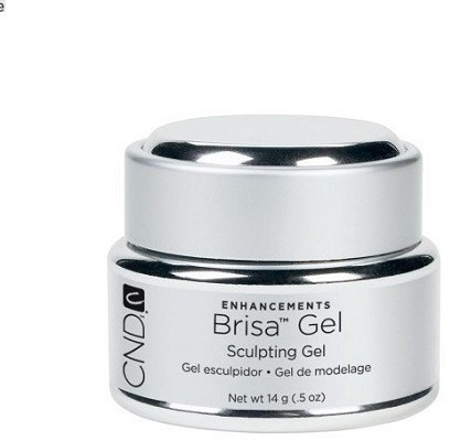 CND™ Brisa Sculpting Gel - Pure White 14 gr (opaque)