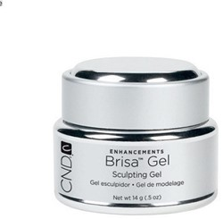 CND™ Brisa Sculpting Gel Pure White (opaque)