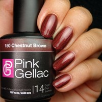 Pink Gellac #150 Chestnut Brown