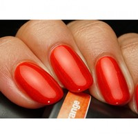 Pink Gellac Halloween Orange
