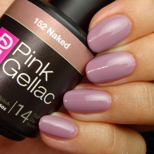 Naked Pink Gellac