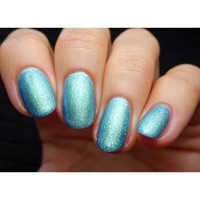 Pink Gellac #160 Clarity Turquoise-2