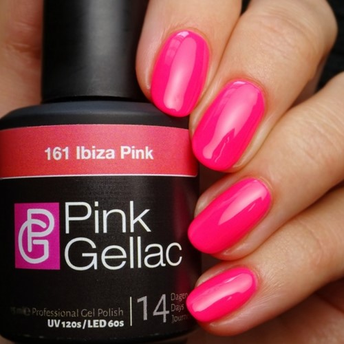 Pink Gellac #161 Ibiza Pink