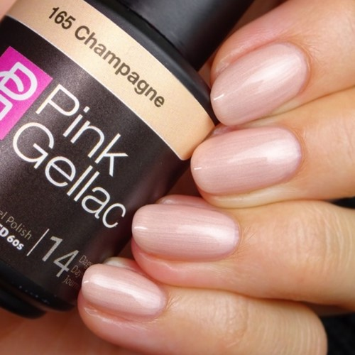 pink Gellac Champagne