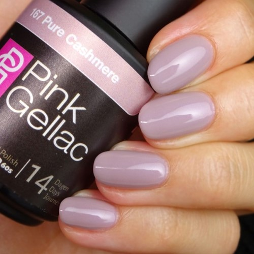 Pink Gellac #167 Pure Cashmere