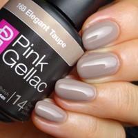 Pink Gellac #168 Elegant Taupe