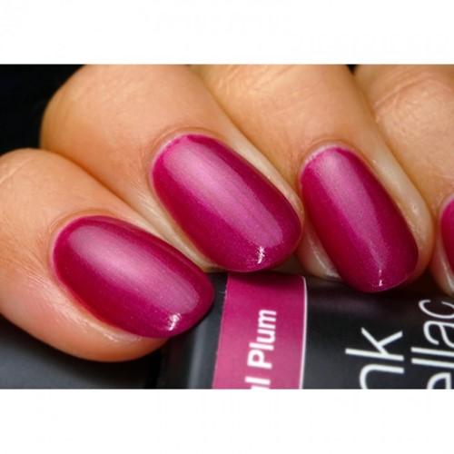 powerful plum Pink Gellac