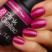 Pink Gellac #170 Powerful Plum