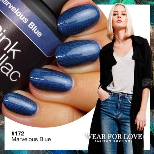 Pink Gellac Marvelous Blue