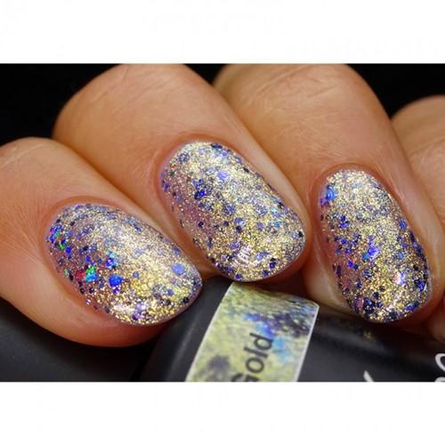 Pink Gellac Stardust Gold