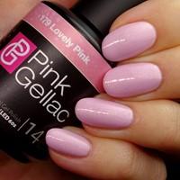 Pink Gellac #179 Lovely Pink
