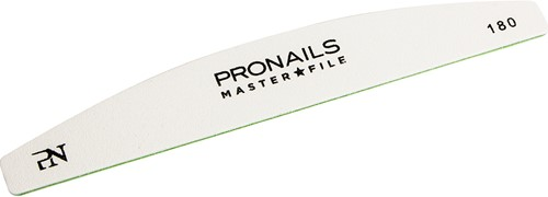 ProNails -  Master File Half Moon 180/180   6stuks