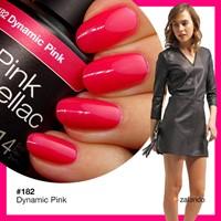 Pink Gellac #182 Dynamic Pink