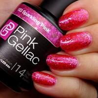 Pink Gellac #183 Sparkling Pink