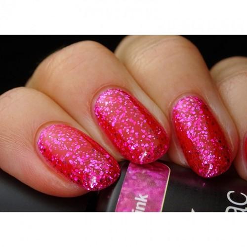 Pink Gellac Sparkling Pink 183