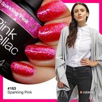 Pink Gellac Sparkling Pink